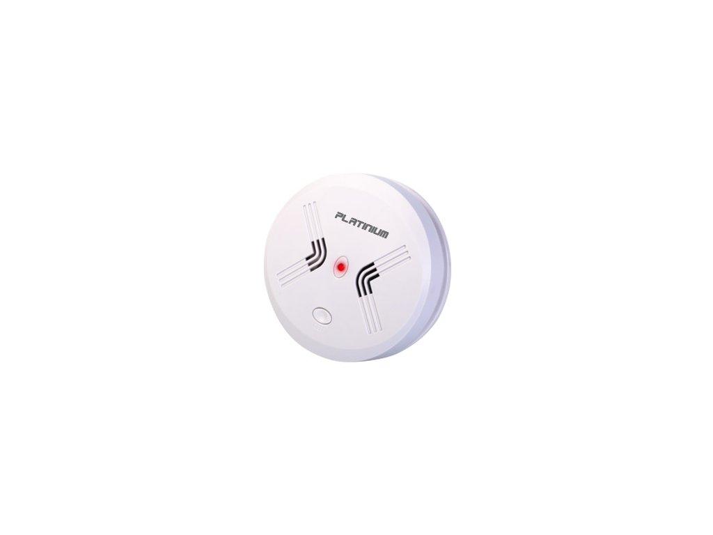 Bezdrátový detektor CO k domovnímu GSM alarmu