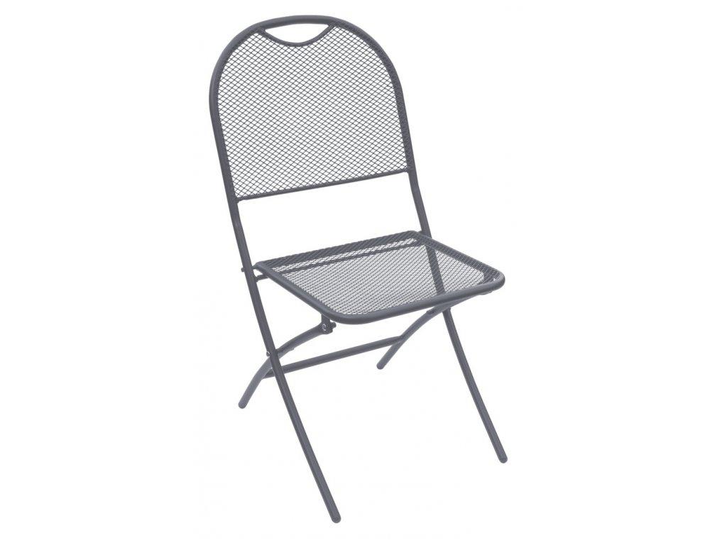 Zahradní skládací židle FILO 47 x 87 x 56 cm