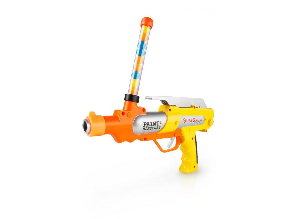 Dětská paintballová pistole
