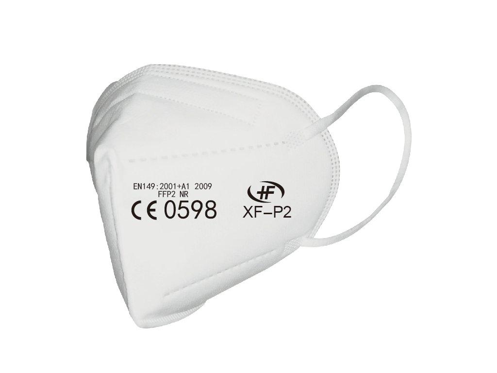 Respirátor FFP2 NR, iprotect, balení 20 ks