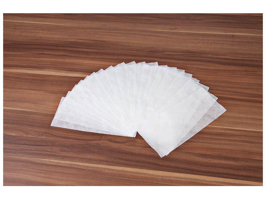 Náhradní antistatické utěrky sada 20 ks k čističi podlah
