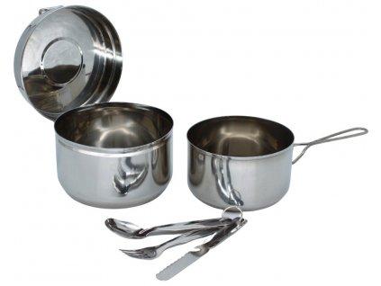 ešus třídílná sada with cutlery