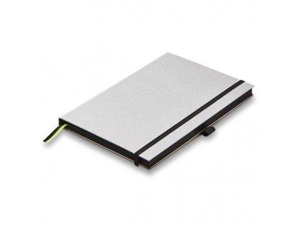 Zápisník LAMY B7 - tvrdé desky A5, čistý, black