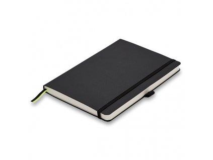 Zápisník LAMY B8 - měkké desky A5, čistý, black