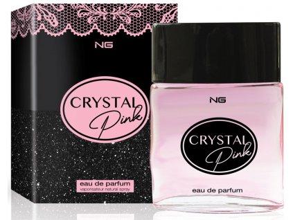 126489 ng parfem damsky crystal pink 100 ml