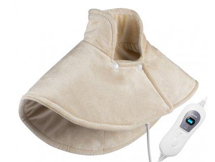 Elektrická vyhřívaná dečka na krk a ramena SS02C