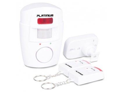 Mobilní alarm s dálkovým ovladačem YL-105