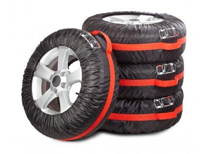 Obaly na pneumatiky sada 4 ks
