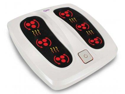 Masážní přístroj chodidel s infra vyhříváním SHIATSU MD-00091