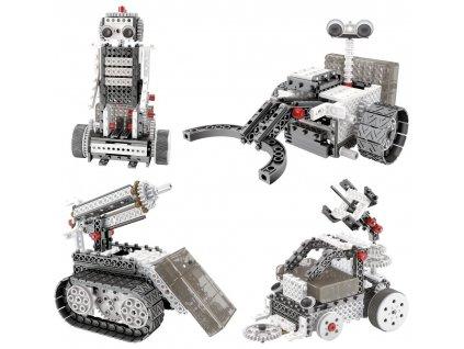 Logická stavebnice LOGIS SPACE 4v1 RC