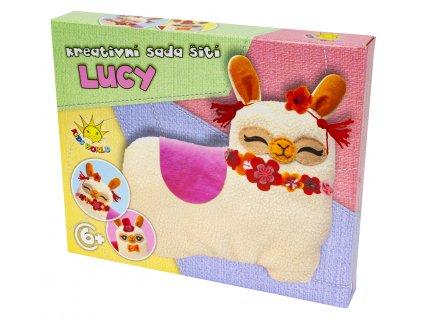 Kreativní sada šití LUCY