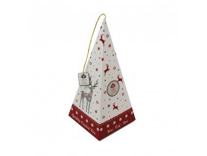 Bílý čaj - Jahoda, vánoční balení