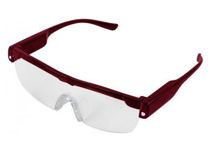 Zvětšovací brýle ZOOM Double LED