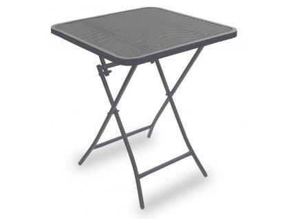 Zahradní skládací stolek FILO 60 x 72 x 60 cm