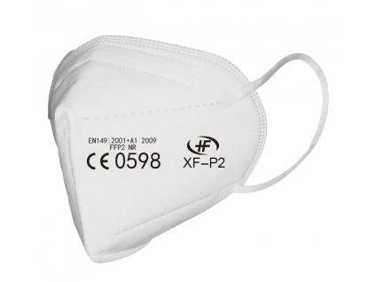 Respirátor FFP2 NR. iprotect, balení 10 ks