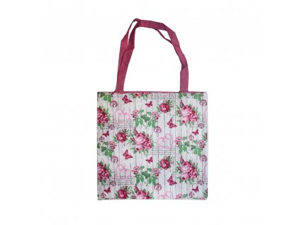 Látková taška, Růže