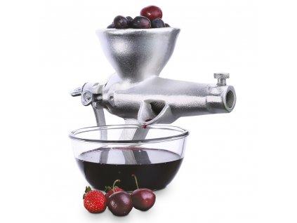 Odšťavňovací mlýnek na ovoce