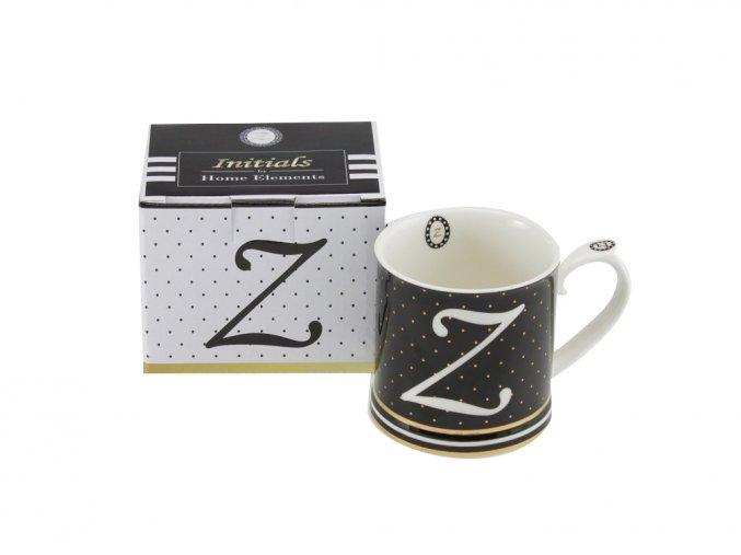 Porcelánový hrnek - Písmeno Z