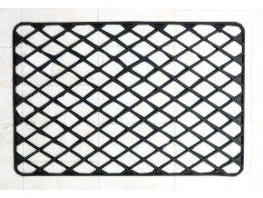 Rohož gumová, Diamant, 40 x 60 cm