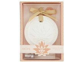 Osvěžovač vzduchu jílový difuzér santalové dřevo & růže 10 ml