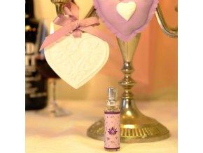 Osvěžovač vzduchu jílový difuzér s polštářkem - Lavender - 10 ml