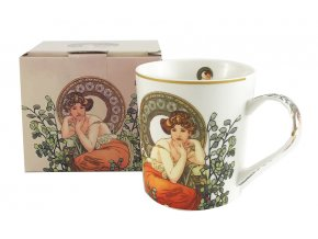 Home Elements Hrnek Porcelánový Mucha 0,55l