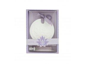Osvěžovač vzduchu jílový difuzér Levandule 10 ml