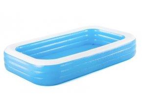 Bazén obdélníkový 305 x 183 x 56 cm modrobílý