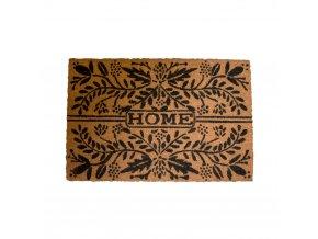 Rohožka s nápisem Home, 40x60 cm