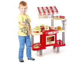 Dětský stánek s občerstvením