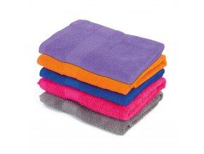 Froté ručník 50 x 100 cm