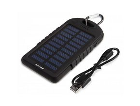 Power bank ECO Solar 5000 mAh PM-PB144