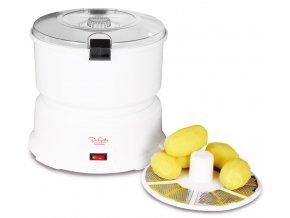 Stroj na škrabání brambor