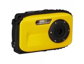 Vodotěsný fotoaparát