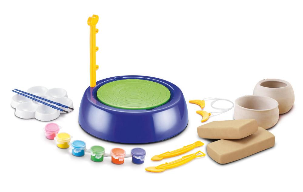 Kids World Hrnčířský kruh