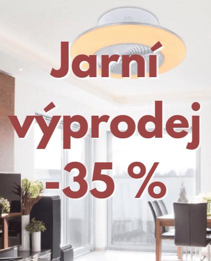 Jarní sleva -35%