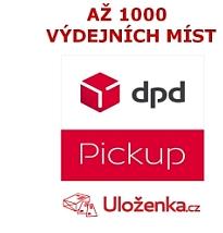 Až 1000 výdejních míst DPD, Sazka a Uloženka
