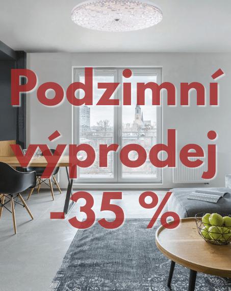 Podzimní sleva -35%