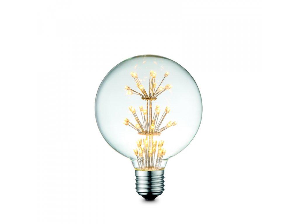 LED žárovka E27/1,5W GLOBO 11464 LED BULB