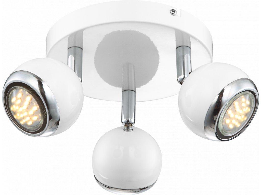 Svítidlo OMAN 57882-3 GLOBO  * včetně LED žárovek ZDARMA *