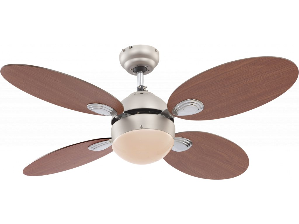Ventilátor WADE 0318 GLOBO s osvětlením