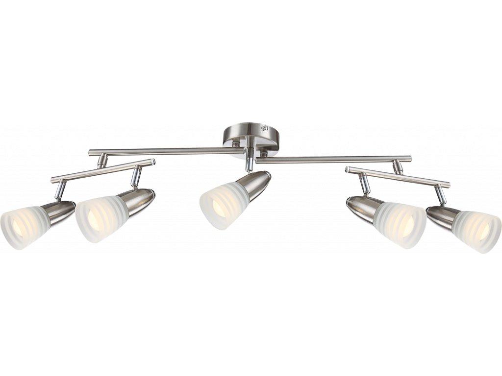 Svítidlo CALEB 54536-5 GLOBO  * včetně LED žárovek ZDARMA *