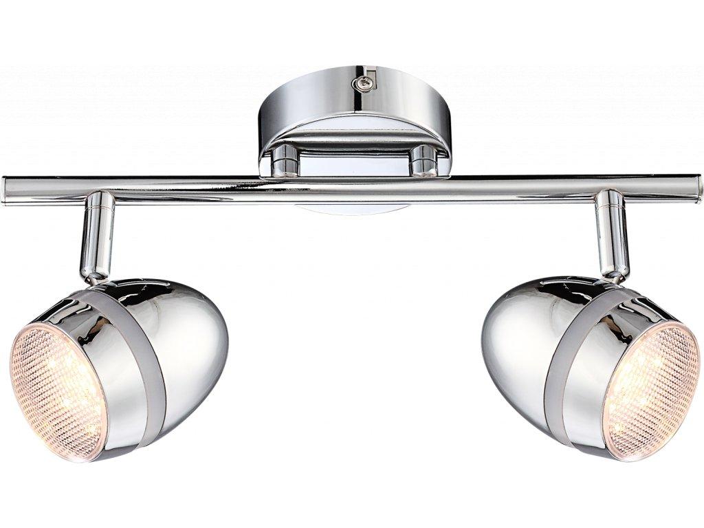 Svítidlo MANJOLA 56206-2 GLOBO  * včetně světelného zdroje LED *
