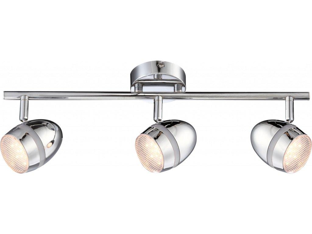 Svítidlo MANJOLA 56206-3 GLOBO  * včetně světelného zdroje LED *