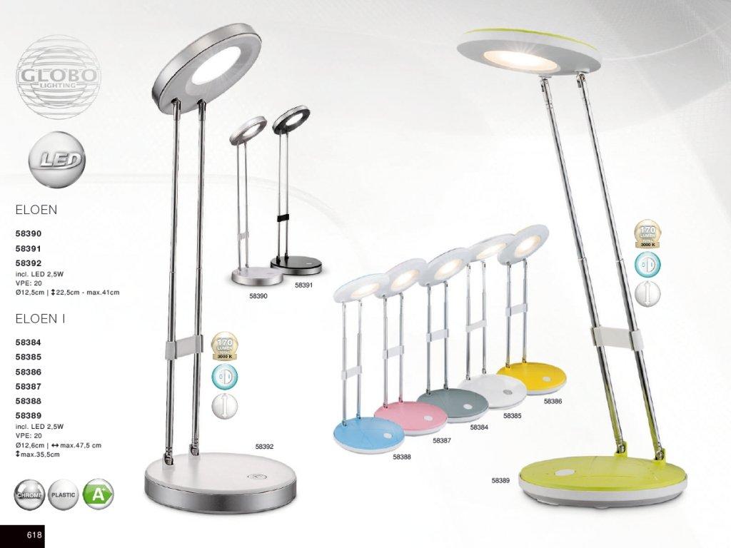 Svítidlo ELOEN I 58388 GLOBO  * včetně světelného zdroje LED *