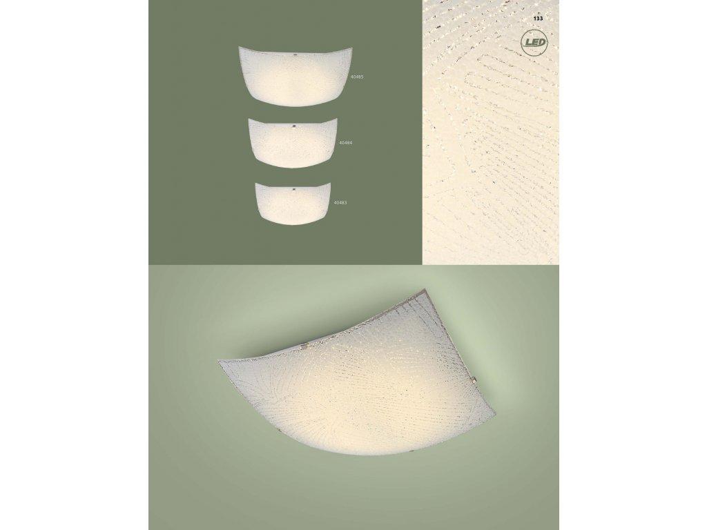Svítidlo NOIR 40485 GLOBO  * včetně světelného zdroje LED *