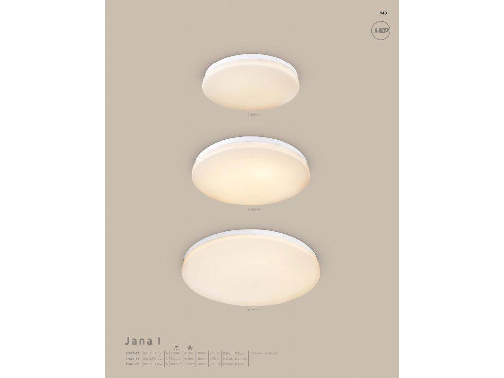 Svítidlo JANA I 41625-30 GLOBO  * včetně světelného zdroje LED *