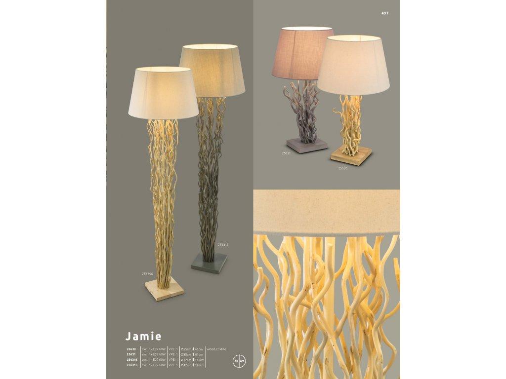 Svítidlo JAMIE 25630 GLOBO
