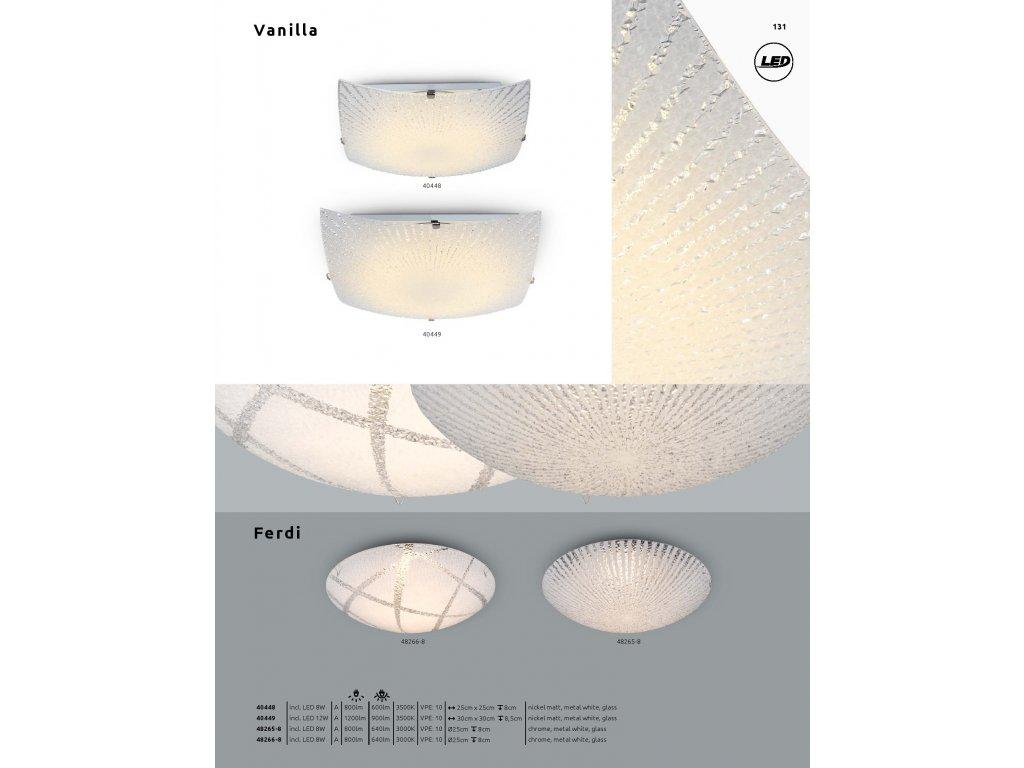 Svítidlo FERDI 48265-8 GLOBO  * včetně světelného zdroje LED *