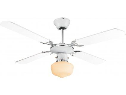 Ventilátor SERGANTANA 03300 GLOBO s osvětlením